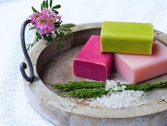 Bar soap is better than liquid soap