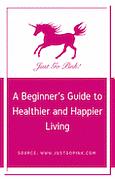 Beginners Guide Healthier Happier Living-Ebook Cover