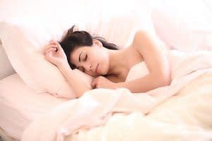 Healhty living factor number six: Get enough good quality sleep