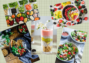 Nutrition for healthier and happier living