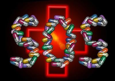 SOS & pills