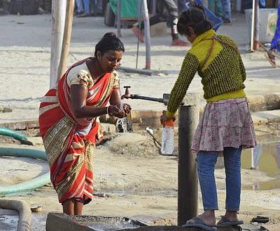 L'eau potable dans le tiers monde